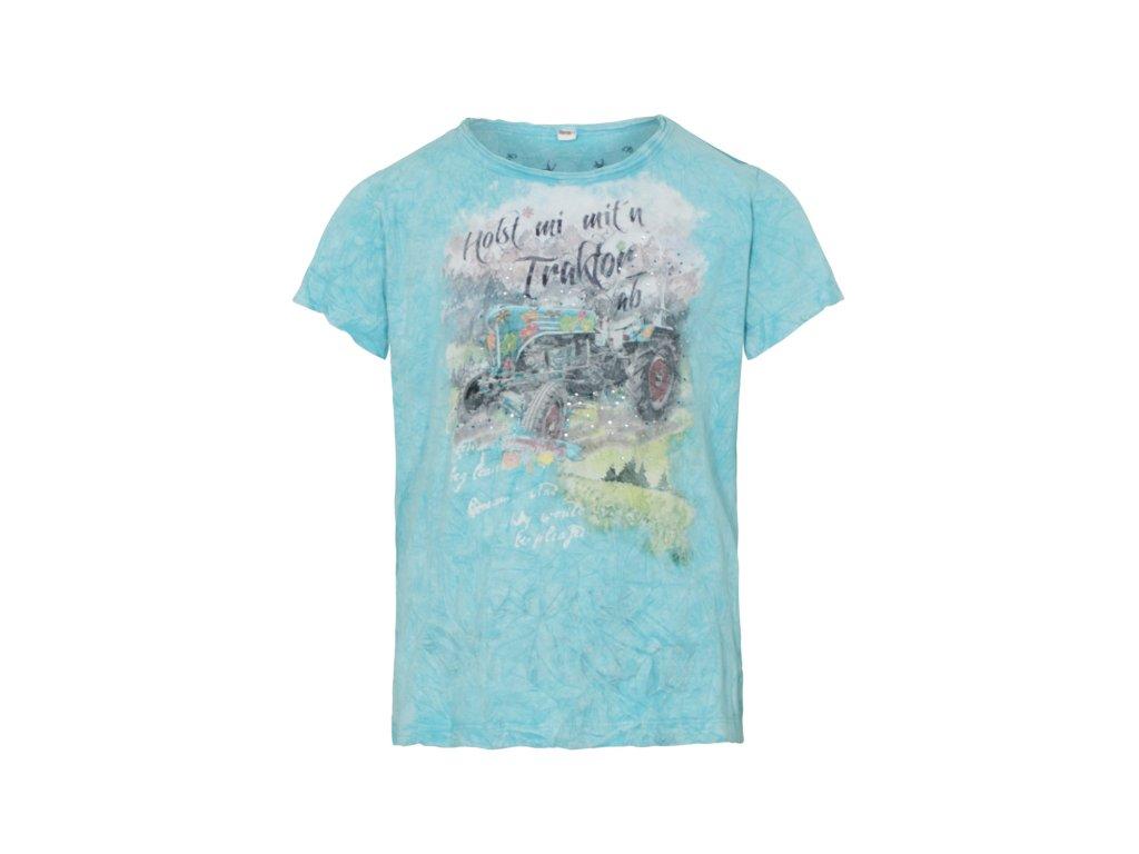 Dětské farmářské tričko
