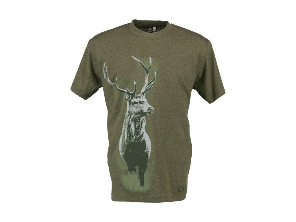 Triko pro lovce Jelen