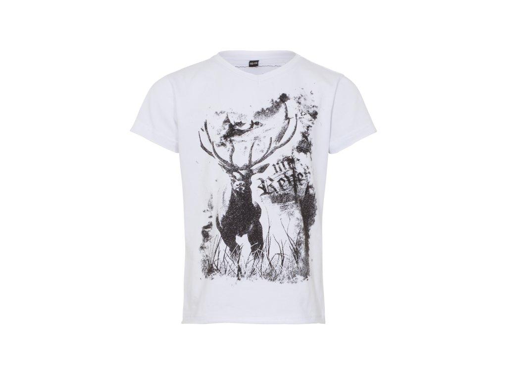 Dětské tričko Jelen