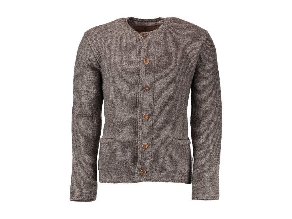 Horalský propínací svetr