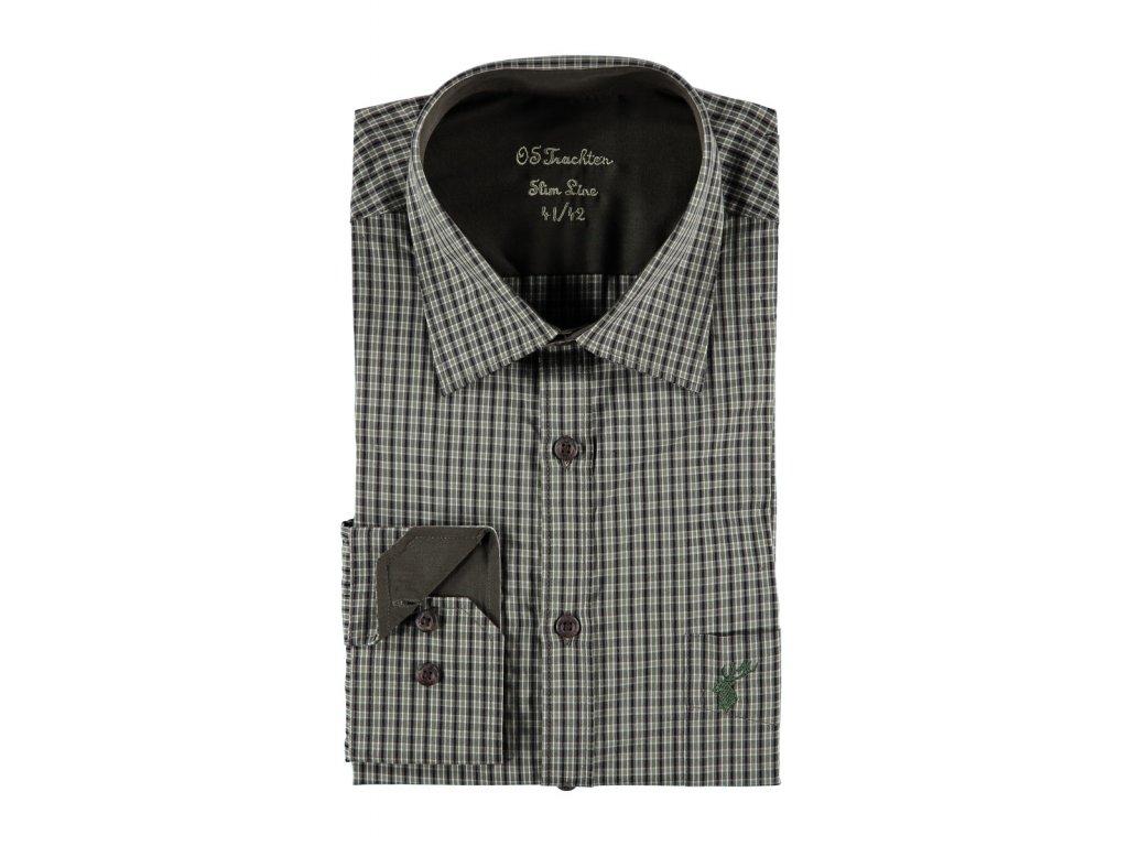 Myslivecká košile SLIM