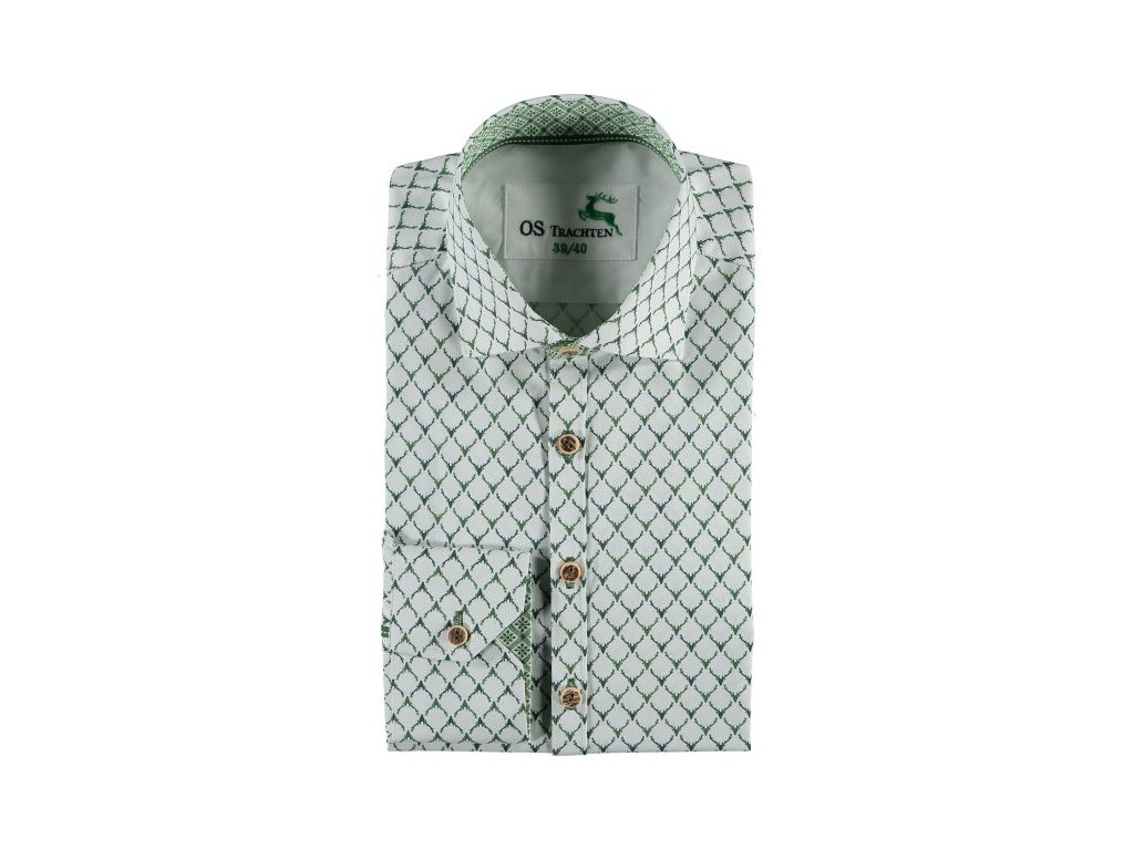 Košile společenská Trofeje SLIM