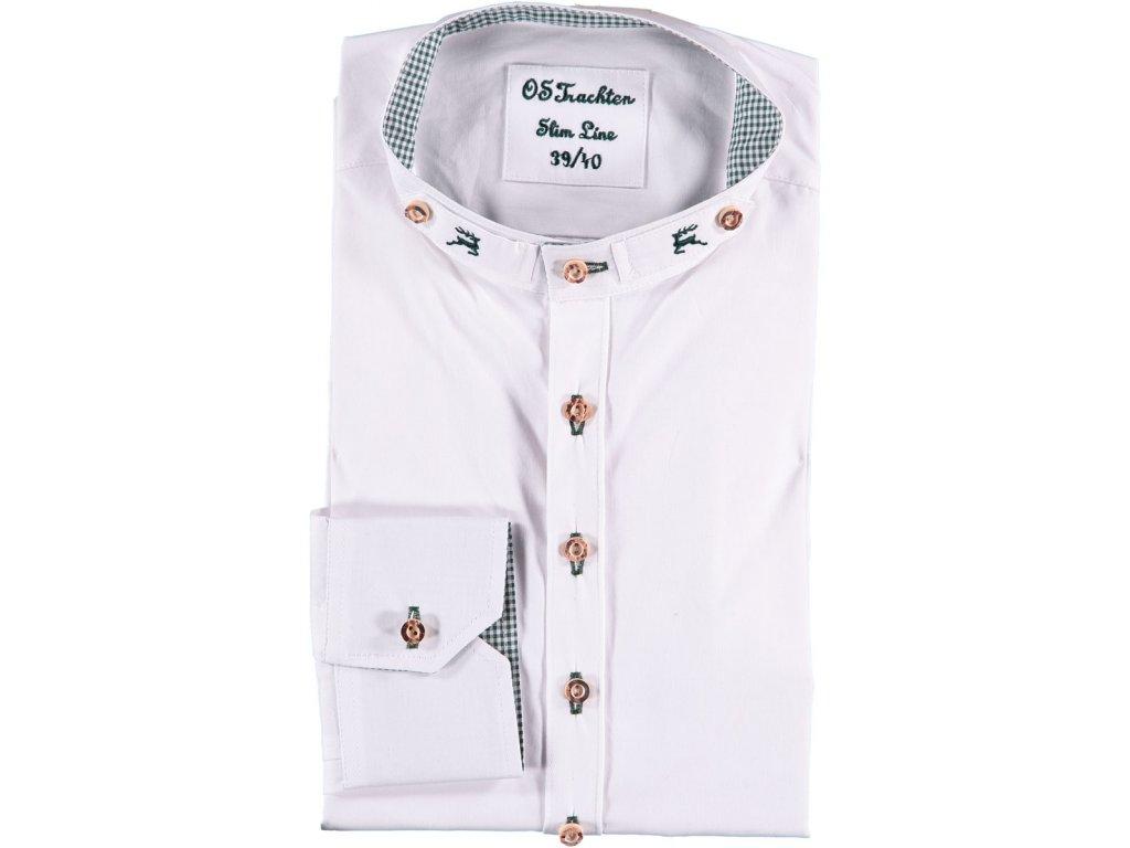 Košile Jelen bílá