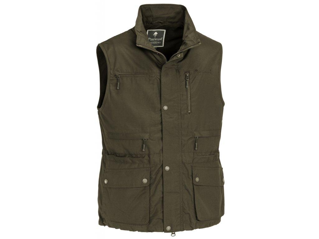 9288 128 1 pinewood vest new tiveden wildmark dark olive