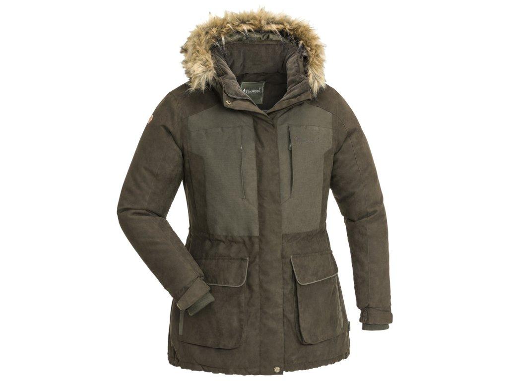 3884 241 01 pinewood womens jacket abisko 2 0 suede brown