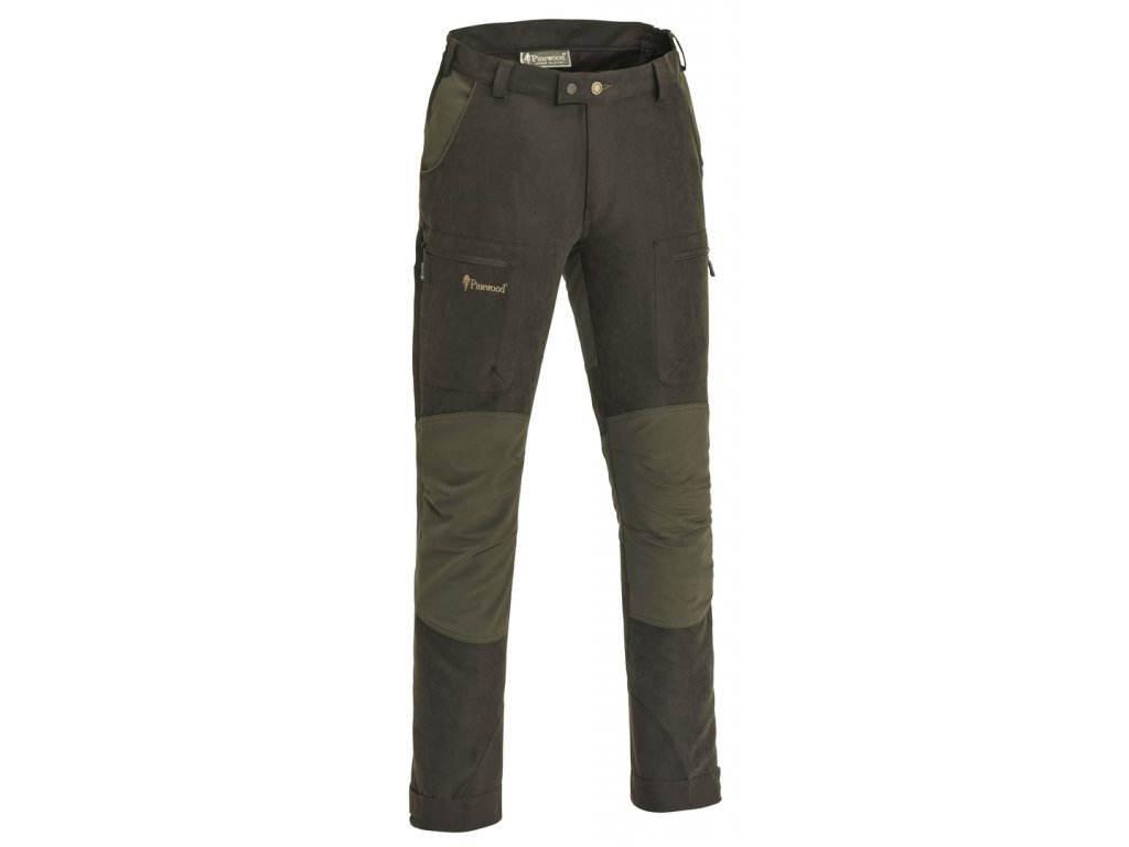 5986 244 trousers caribou hunt extreme suede brown d olive