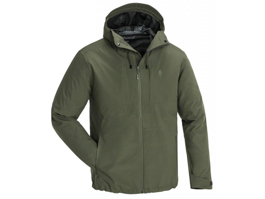 5213 135 01 pinewood jacket telluz mossgreen