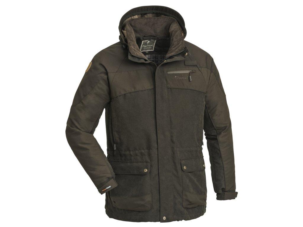 5801 241 jacket prestwick exklusive suede brown