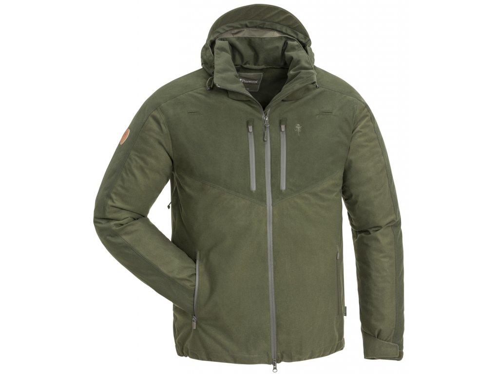 5770 722 01 pinewood jacket retriever active mossgreen dark mossgreen