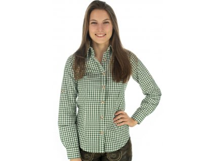 Dámská košile horalská khaki