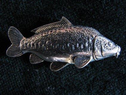 Rybářský odznak Kapr řádkový