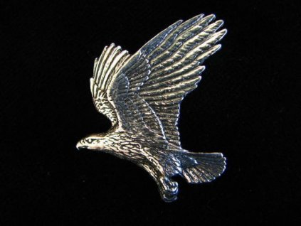 Sokolnický odznak Letící orel