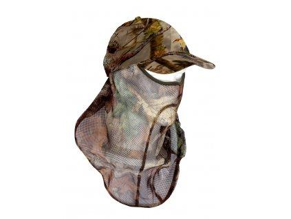 Kappe m Maske Ghostcamo 342