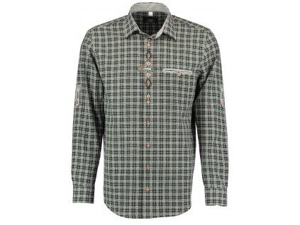 Horalská košile vyšívaná