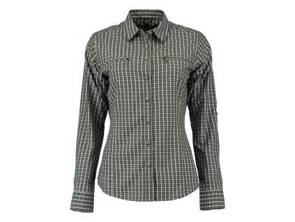Košile outdoorová klasik