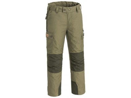 9985 734 01 pinewood kids trousers lappland hunting olive mossgreen