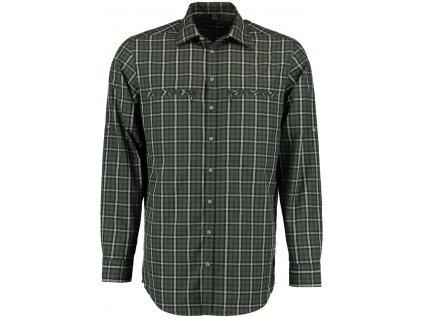 Funkční outdoorová košile