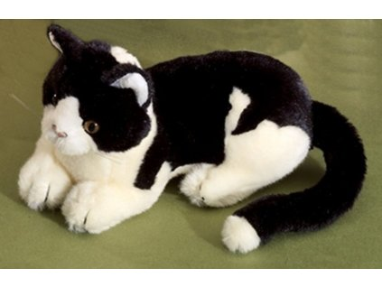 Plyšová kočička