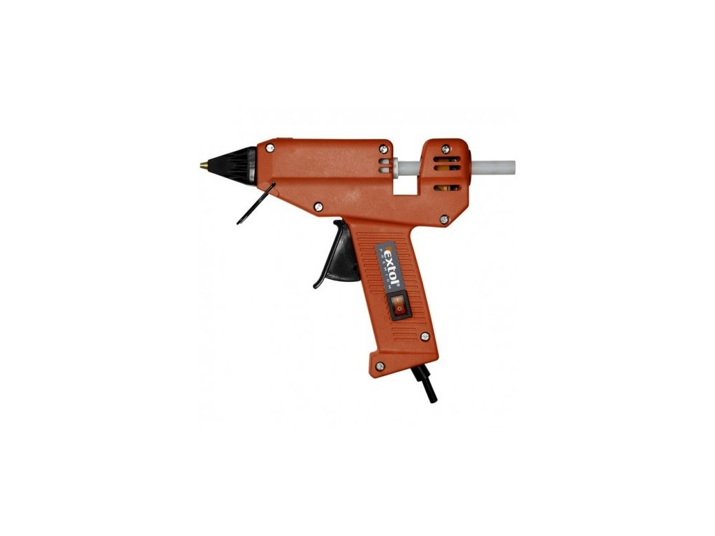 pistole tavna lepici 180w 11mm extol premium gg 180 e 8899002