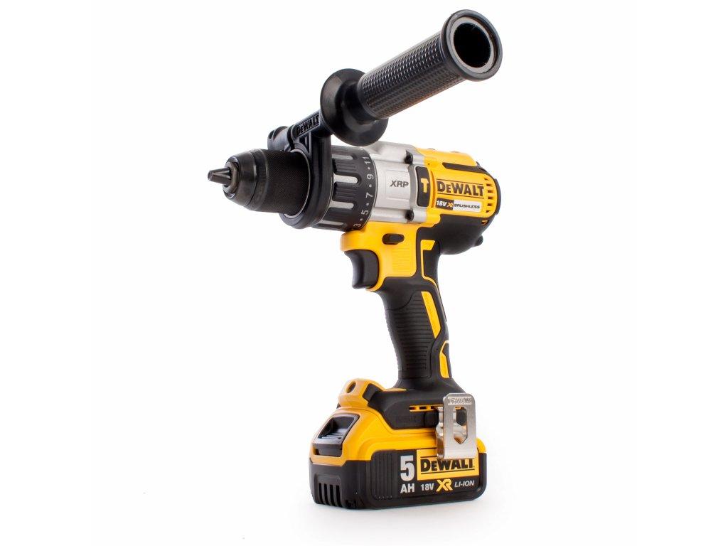 Dewalt DCD996P2 18V Cordless XR 3 Speed Brushless Combi Drill