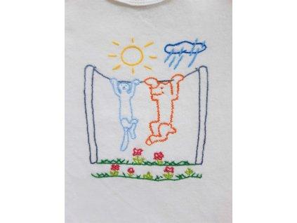 Body prádlo detail