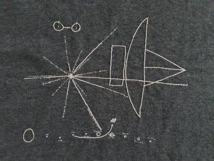 Tričko Pioneer detail