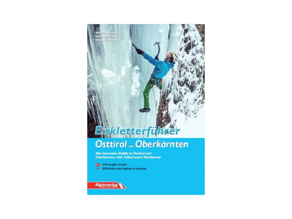 Eiskletterführer (Ost)Tirol und Oberkärten