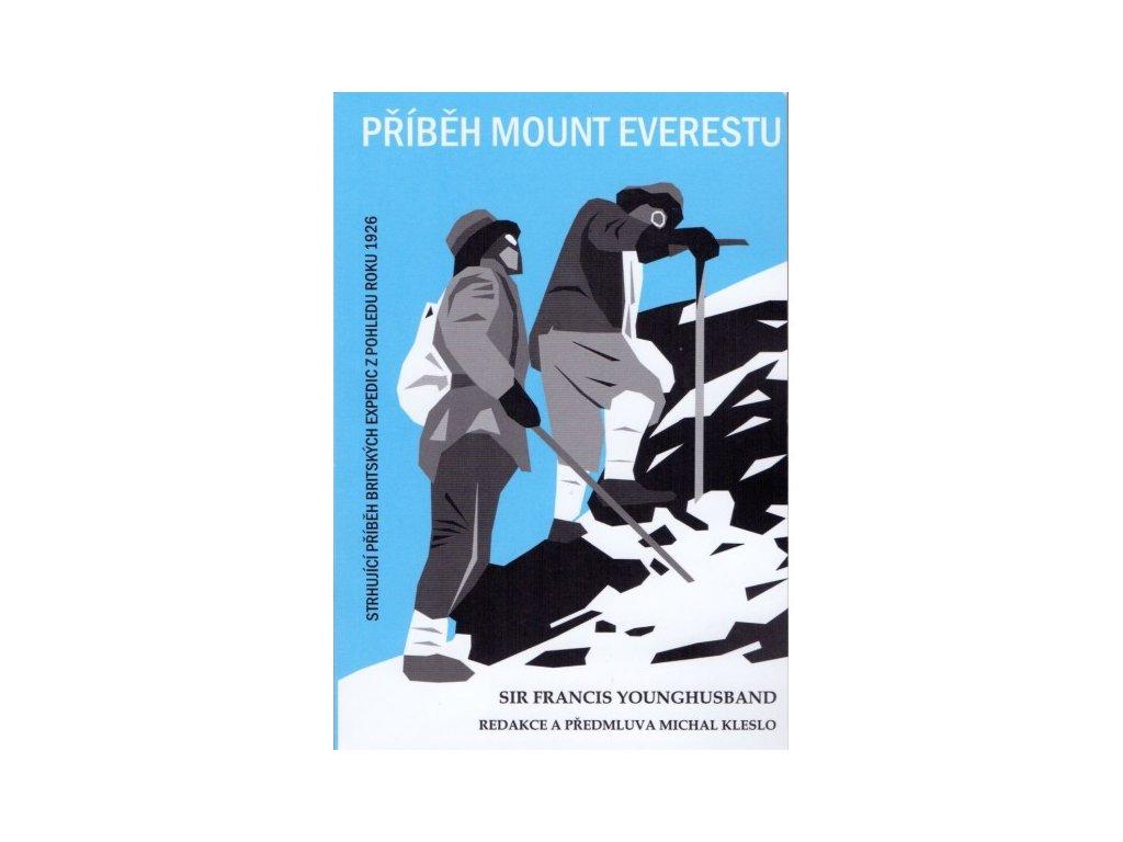 Příběh Mount Everestu