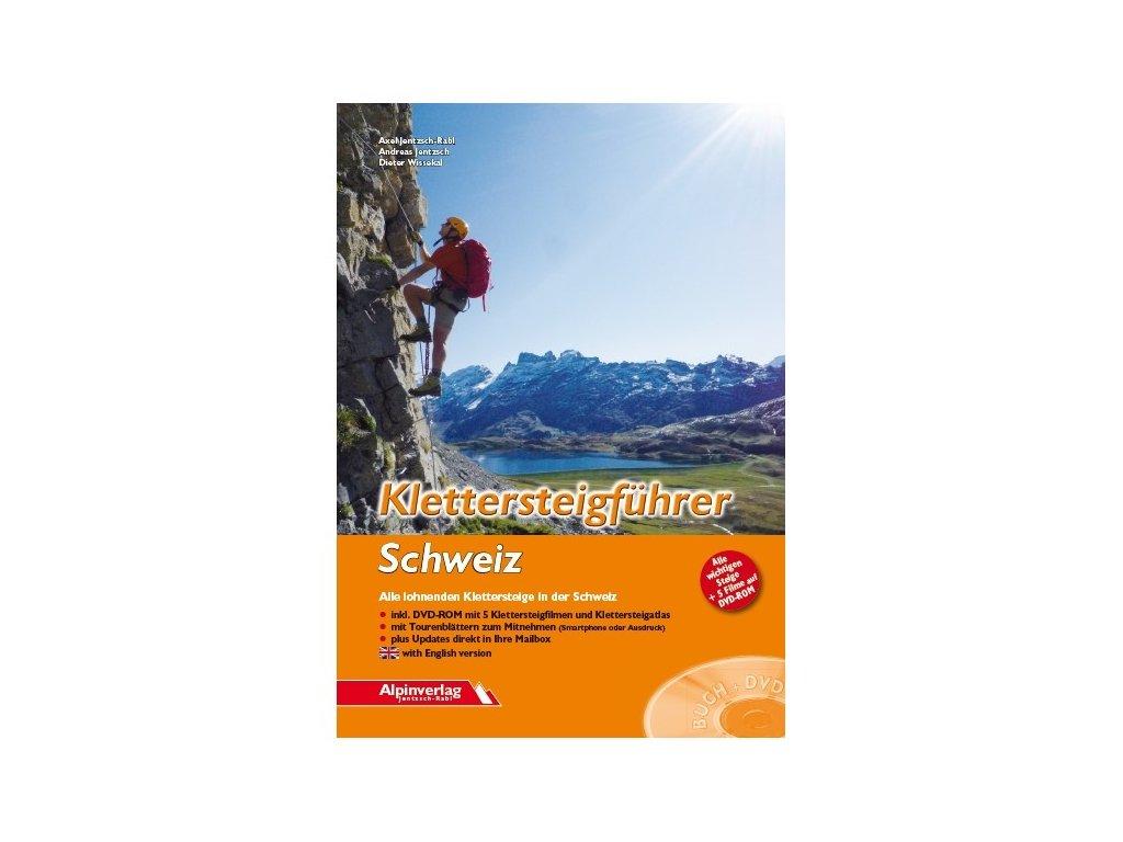 Klettersteinsführer Schweiz
