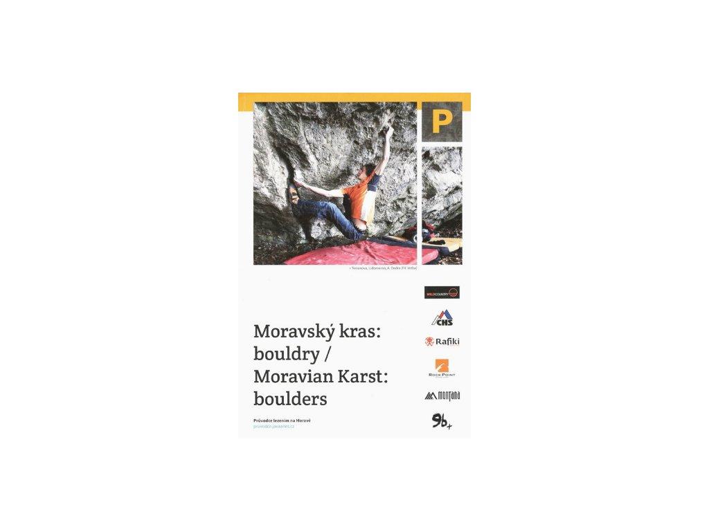 Moravský kras bouldry