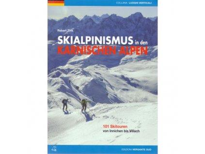 Skialpinismus in den Karnischen Alpen