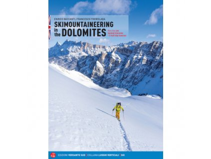 Skimountaineering in the Dolomites