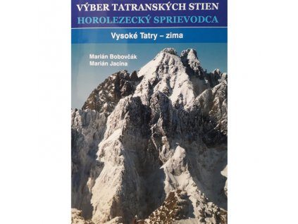 Výber tatranských stien Vysoké Tatry zima