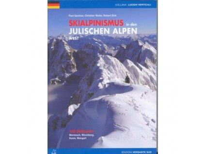 Skialpinismus Julischen Alpen West