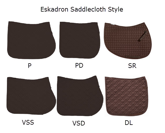 Eskadron-Saddlecloth-Style-Guide