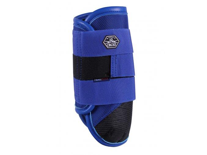 Crossové chrániče přední Technical Cobalt blue