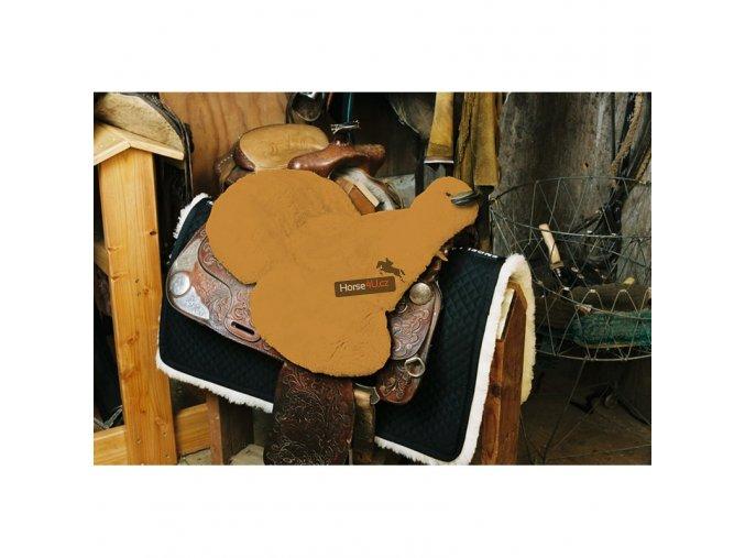 engel reitsport lammfell sattelsitzbezug western mit horn sabez3 camel