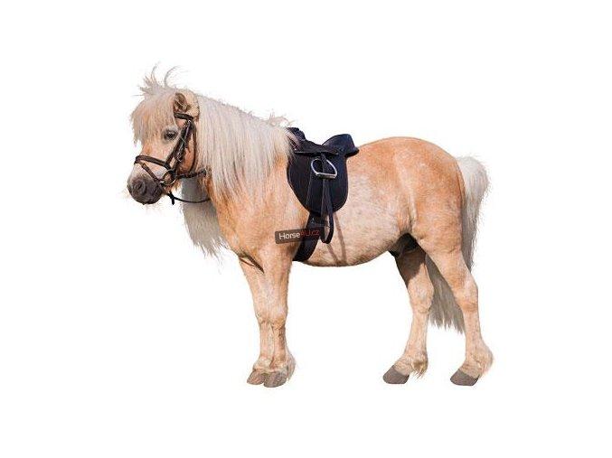 Anglický pony set černý