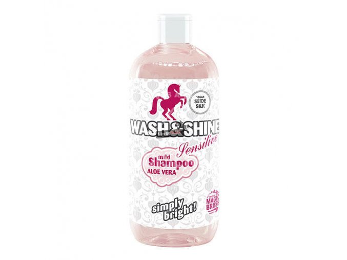 Šampon pro citlivé koně Magic Brush Sensitive 500 ml