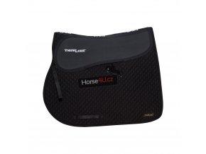7056 thinline comfort pad schabracke baumwolle vielseitigkeit schwarz
