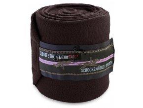 Schockemoehle Sports Fleecebandagen Style tobacco 108 00253