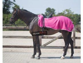 Bederní deka QHP Color Fuchsia