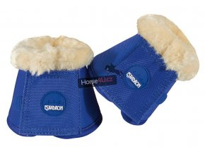 Eskadron Glocken Faux Fur atlanticblue 108 00875