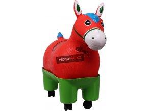 Kolečka k hopsacímu koníkovi Lime