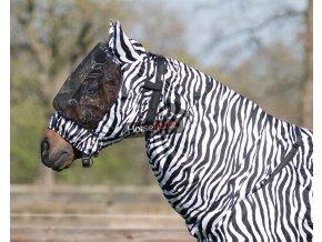 Maska proti hmyzu QHP Eczema Zebra