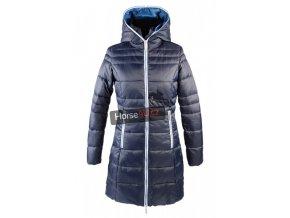 Dámský zimní kabát Pfiff Moraya Light blue