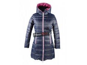 Dámský zimní kabát Pfiff Moraya Pink