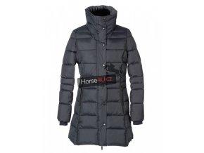 Dámský jezdecký kabát Pfiff Capuc Dark blue