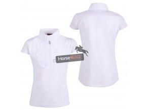 Závodní tričko Jolijn Junior White