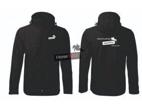 Pánská softshellová bunda Performance Černá